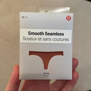 lululemon Smooth Seamless Thong